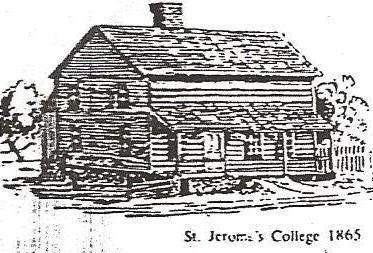 St Jerome's College(1865)