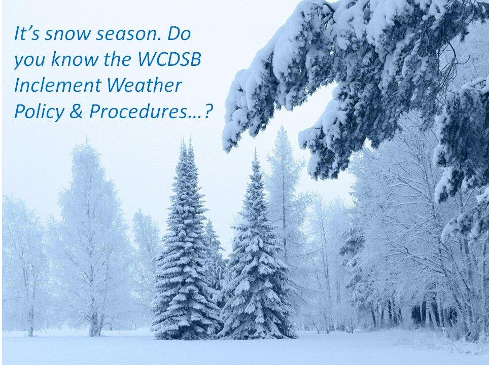Snow Season Image