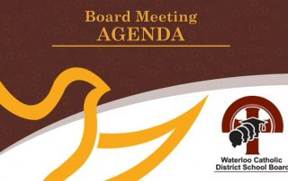 Board Meeting Agenda Graphic