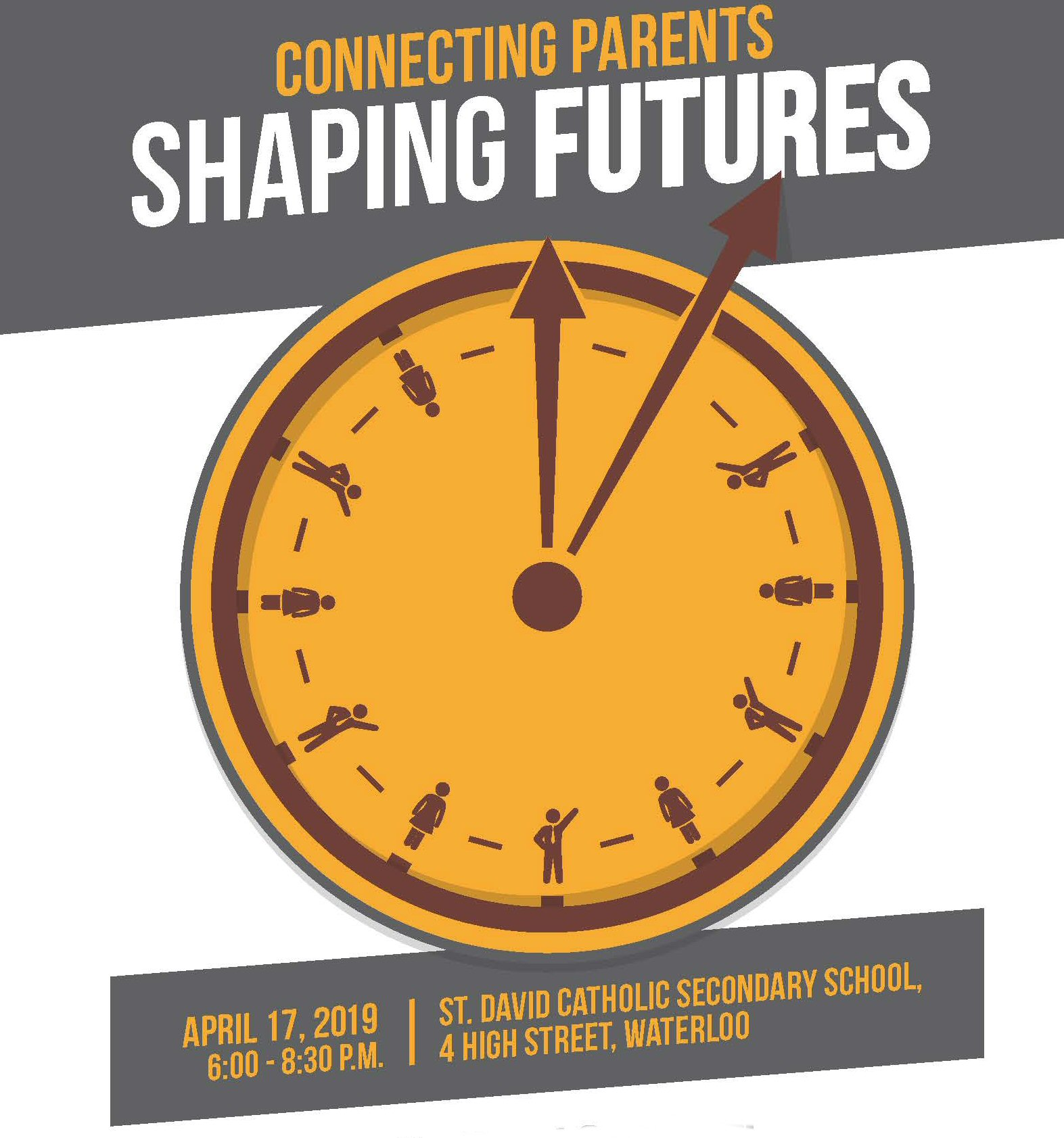 Shaping Futures Poster - 2