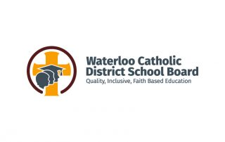 WaterlooCDSB Logo Wide