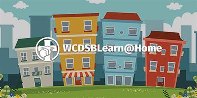 WCDSB Learn @ Home