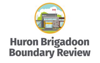 Huron Brigadoon Boundary Review