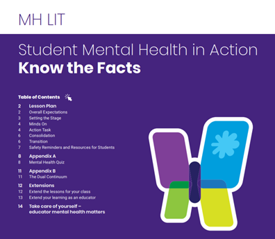 MH LIT Student Mental Health in Action