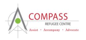 Compass Refugee Centre Logo